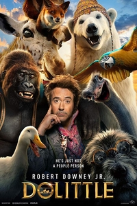 Download Dolittle (2020) Dual Audio Hindi ORG 480p 350Mb | 720p 1GB BluRay ESubs