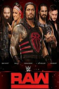 Download WWE Monday Night Raw 25th October (2021) 480p 550MB | 720p 1GB HDTV